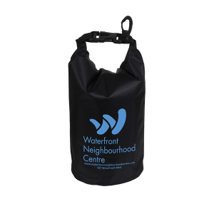 2.5 Liter Waterproof Dry Bag With Clear Pocket Window