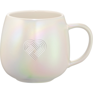 Iridescent Ceramic Mug - 15 oz